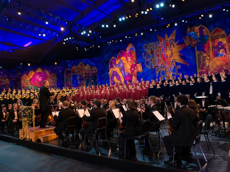 Concordia Christmas Concert 2020 Orchestra Hall Christmas Concert | Concordia College