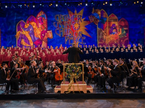 Merchandise Recordings Are Available For Past Christmas Concerts