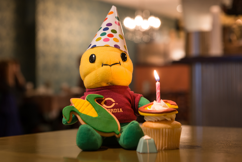 Niblet on Concordia's Birthday
