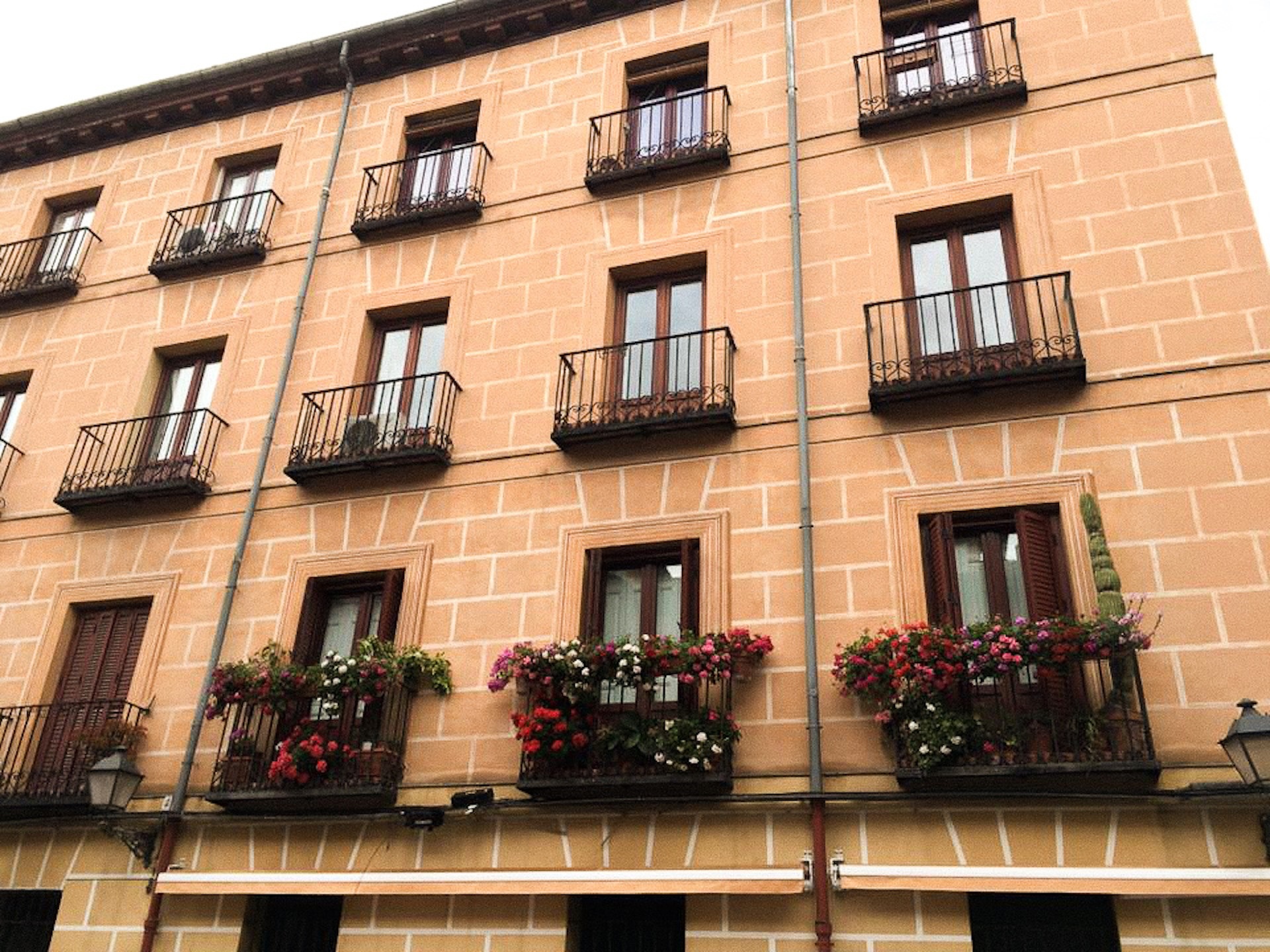 Why i study spanish at concordia concordia college a beautiful balcony i came across in spain izmirmasajfo