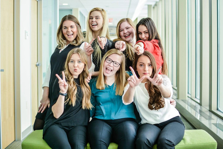 Concordia Women in Business leadership