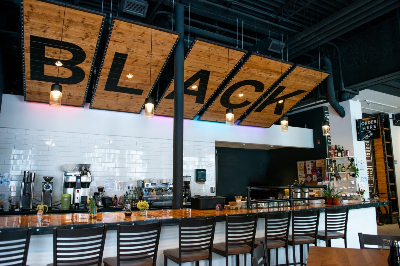 Black Coffee Waffle House Fargo