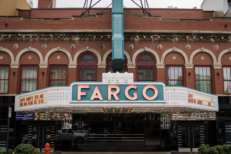 Fargo Theatre Exterior