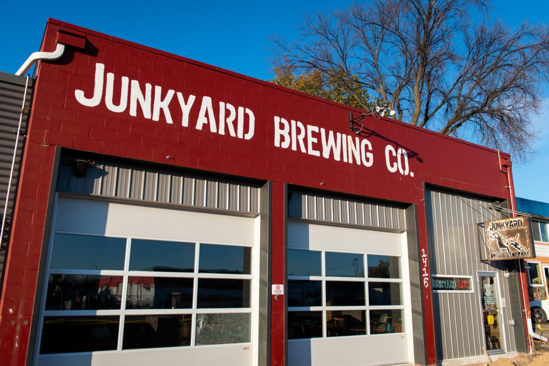 Junkyard Brewing Co Exterior