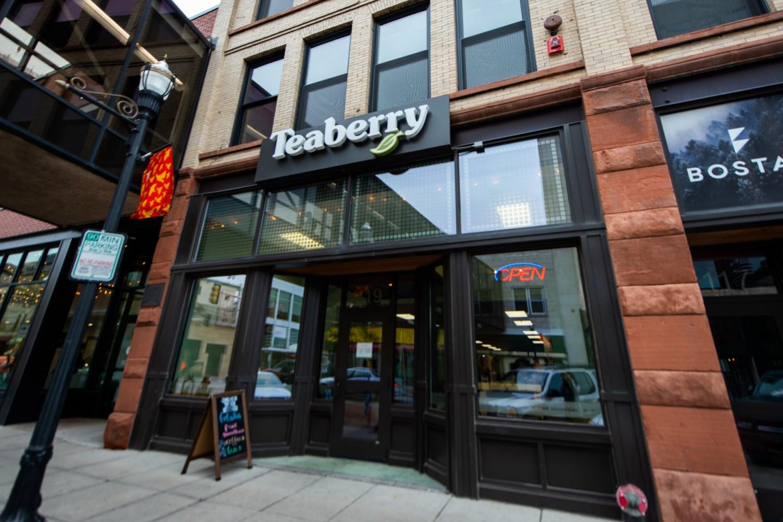 Teaberry storefront Fargo