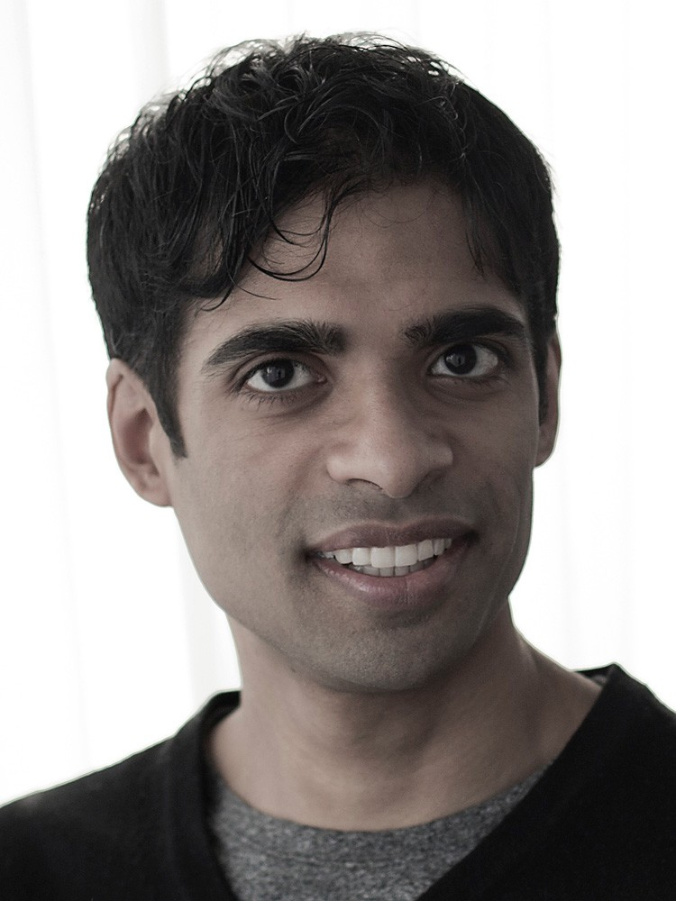 Author Anand Gopal