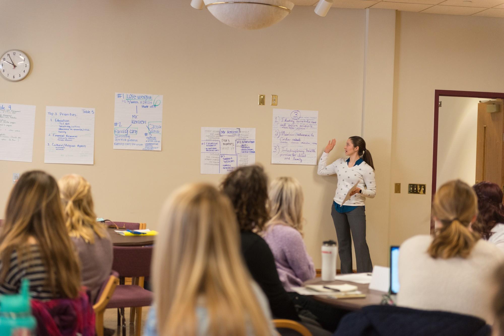 Healthcare Interdisciplinary Case Studies | Concordia College