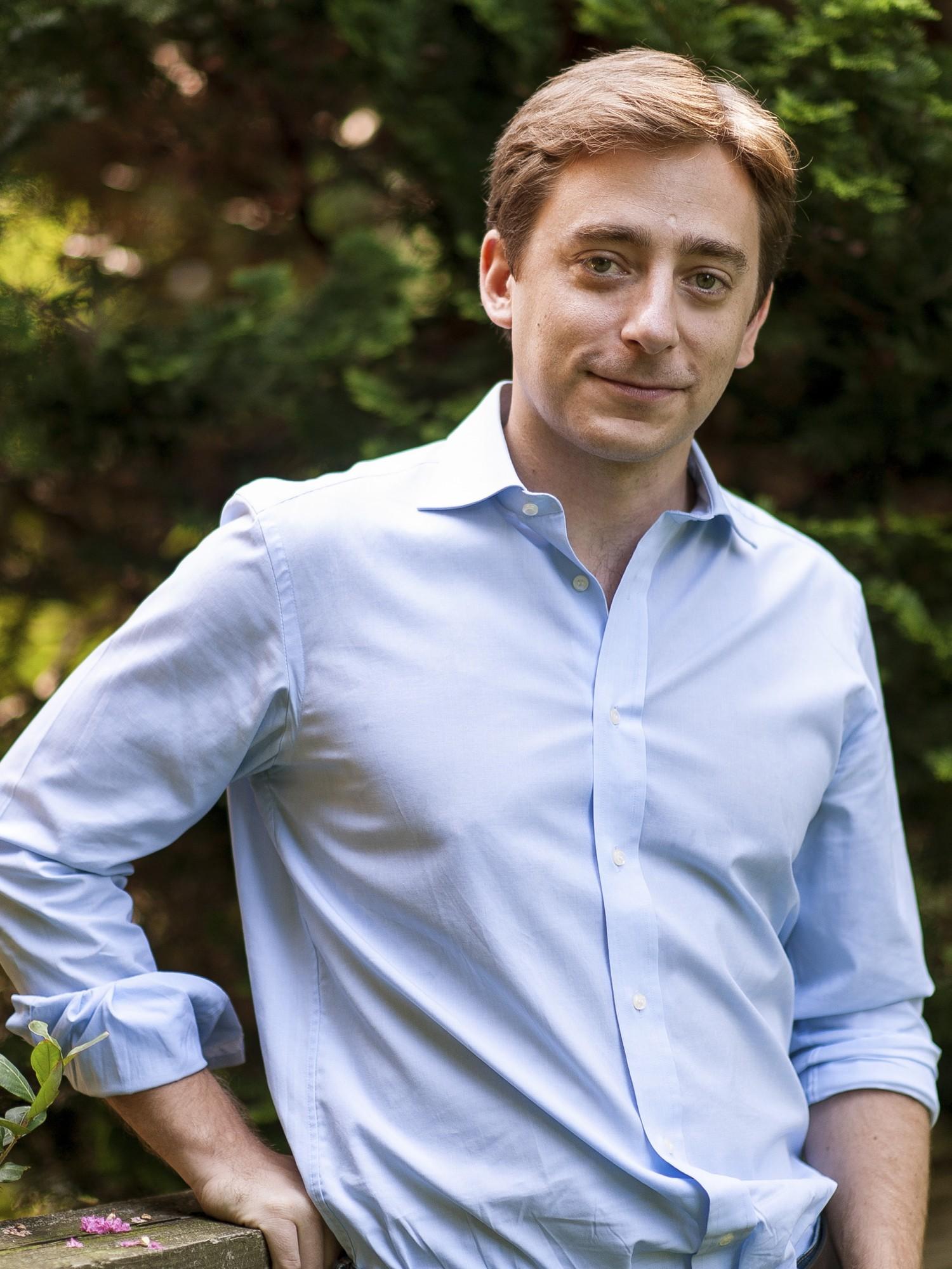 Author Evan Osnos