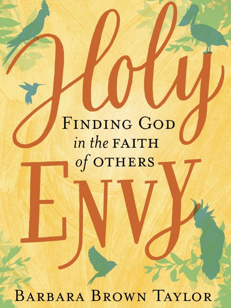Holy Envy book