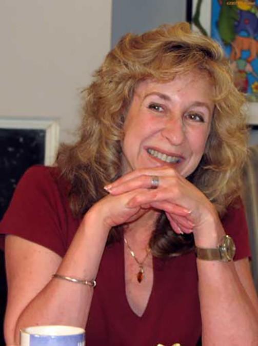 Author Sy Montgomery
