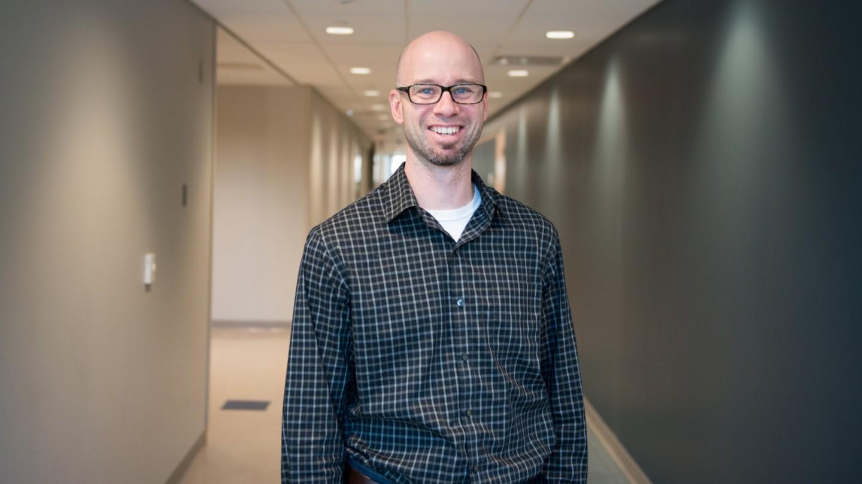 Dr. Matthew Archmiller in ISC